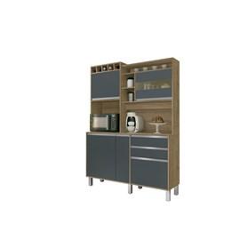 Armario Cozinha 5 Pts Kit Smart