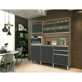 Armario Cozinha 6 Pts Kit Smart