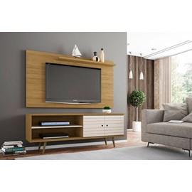 Conjunto Rack Onix Com Painel Para TV Sala Chanel