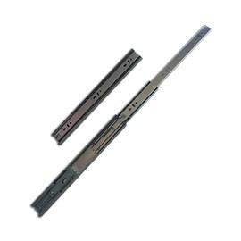 Corrediças Metálicas Telescópicas Soft Close Reforçadas 30cm