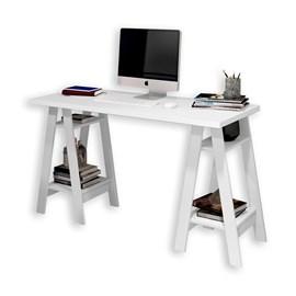 Escrivaninha Mesa Computador Cavalete