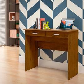 Escrivaninha Mesa Computador Quarto Escritorio Ej 2 gavetas
