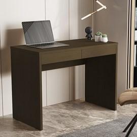 Escrivaninha Mesa Para Computador 6080 Cor Canela