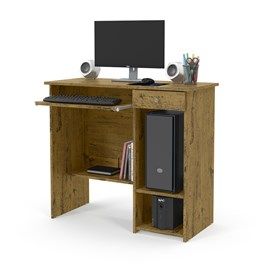 Mesa Computador Quarto Escritorio Marina New