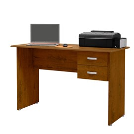 Mesa Computador Quarto Escritorio Master 2 Gavetas