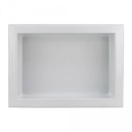 Nicho Banheiro Para Box de Embutir 50 x 30