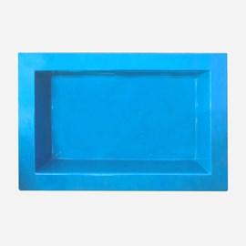 Nicho Banheiro Para Box de Embutir 50 x 30 Brilhante