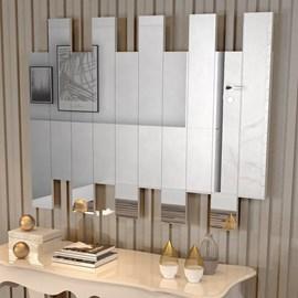 Painel de Espelho JB 4055 Cor Perola